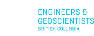 Professional Engineers and Geoscientists of British Columbia Logo