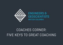 Coaches Corner: Five Keys to Great Coaching