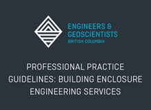 Professional Practice Guidelines: Building Enclosure Engineering Services