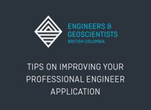 Tips On Improving Your Professional Engineer's Application