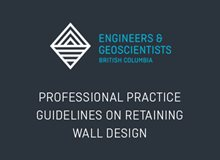 Professional Practice Guidelines on Retaining Wall Design