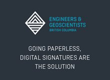 Going Paperless, Digital Signatures are the Solution