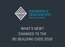 What's New? Changes to the BC Building Code 2018