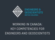 Working in Canada: Key Competencies for Engineers and Geoscientists