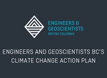 Engineers and Geoscientists BC's Climate Change Action Plan