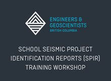 School Seismic Project Identification Reports Training
